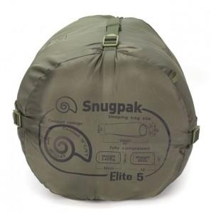 Snugpak Elite 5 Sleeping Bag