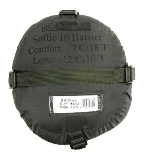 Snugpak Softie 10 Harrier Sleeping Bag
