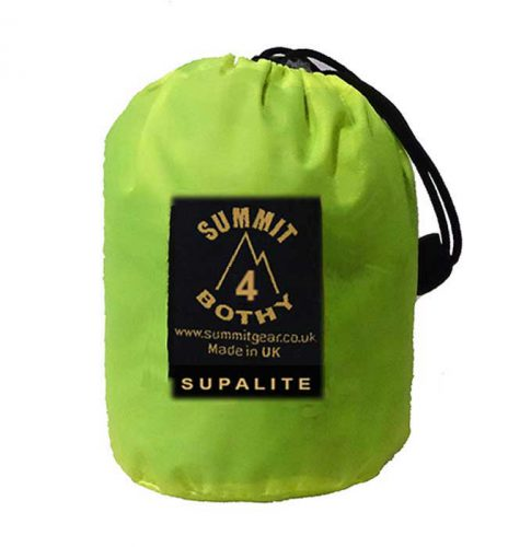supalite bothy bag 4 person