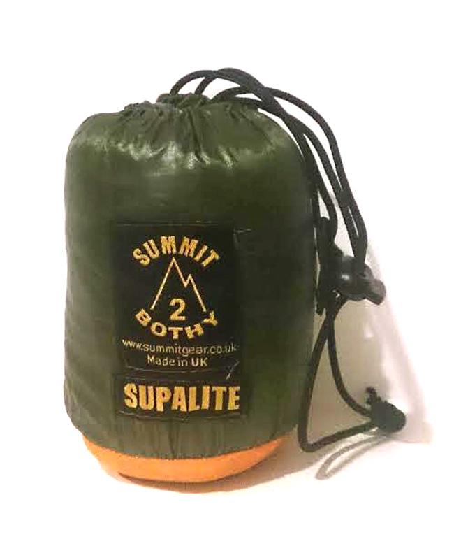 Supalite Reversible Bothy Bag 2 Person