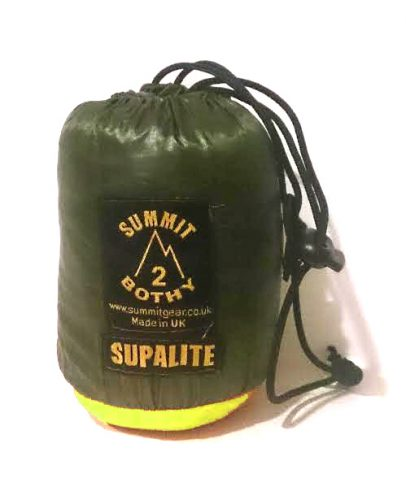 supalite bothy bag reversible