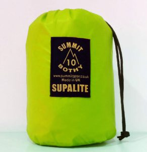 supalite bothy yellow