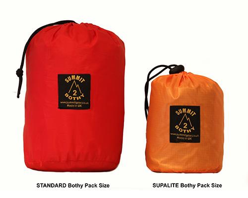 bothy bag comparison
