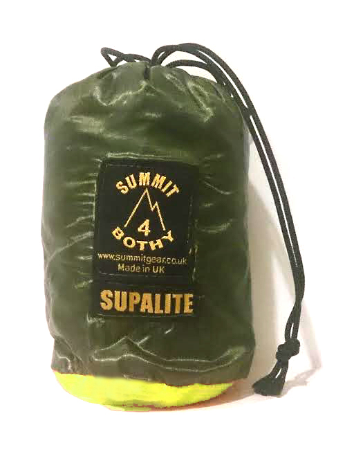Supalite Reversible Bothy Bag 4 Person